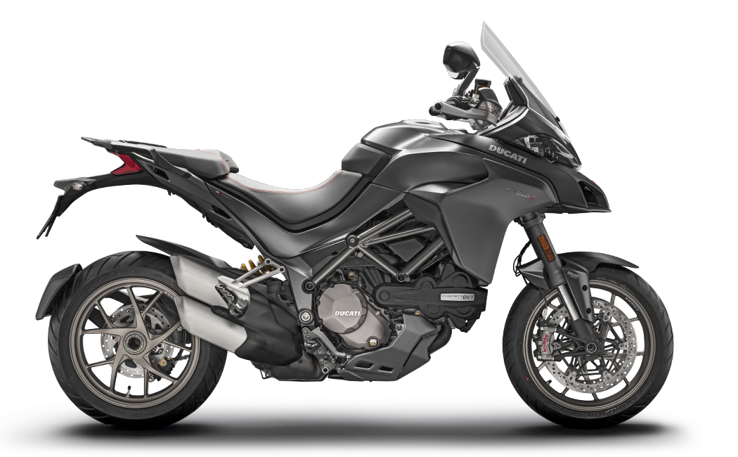 Multistrada 1260 S Grey