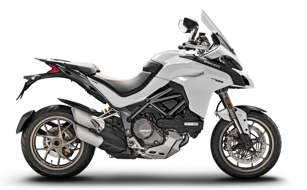 Multistrada 1260 S White