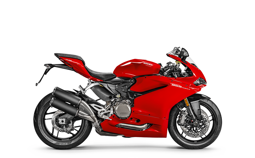 Panigale 959 Red