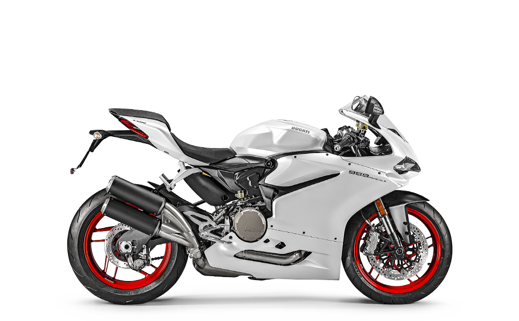 Panigale 959 White