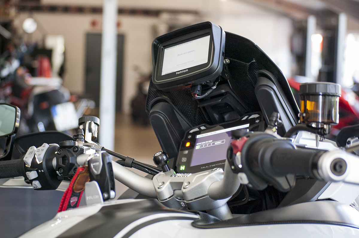 Ducati Cockpit