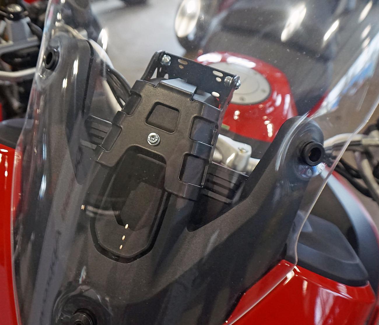 Navihalter Ducati Multistrada